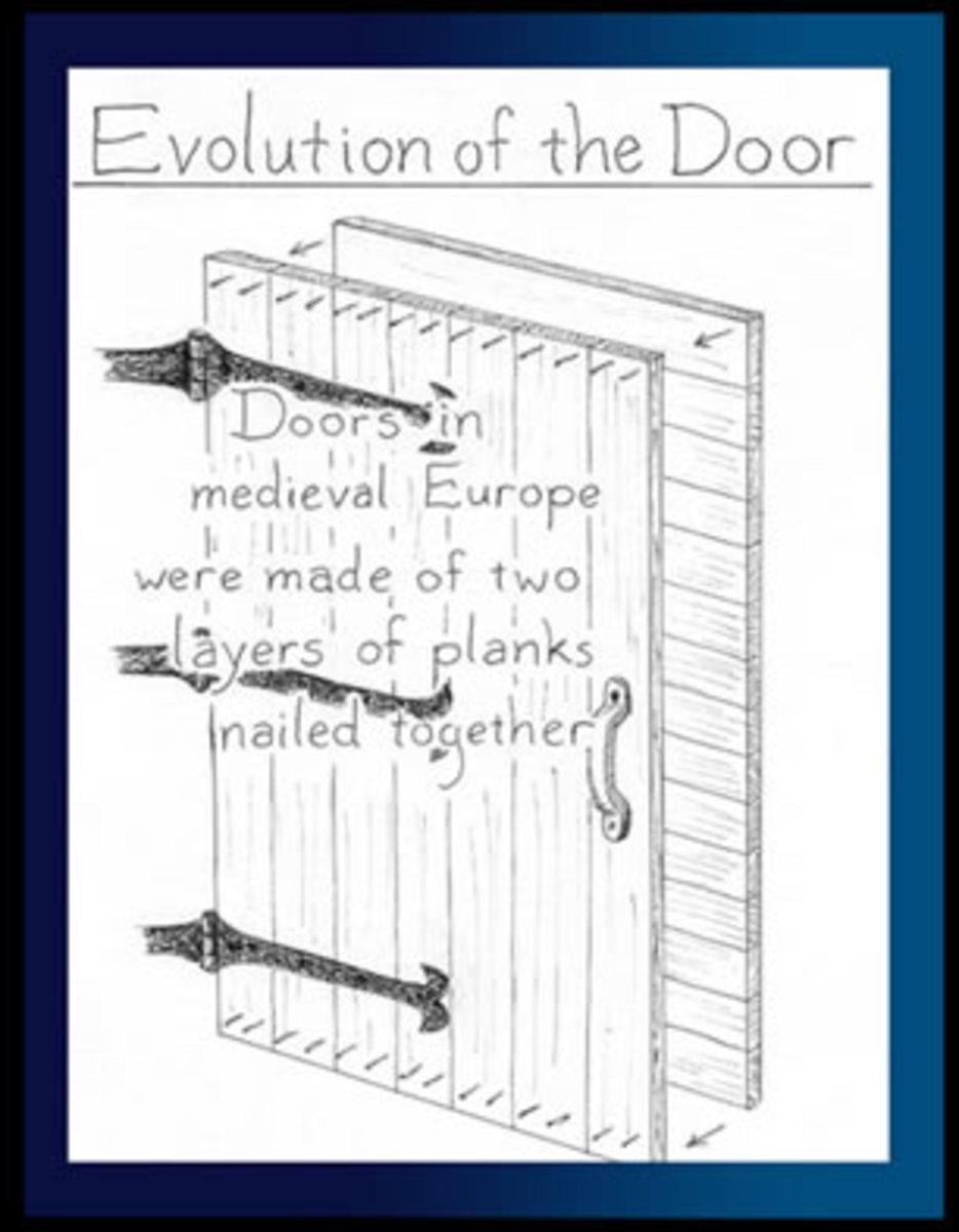 From Dan Brett's Book Tales From the Blue Ox