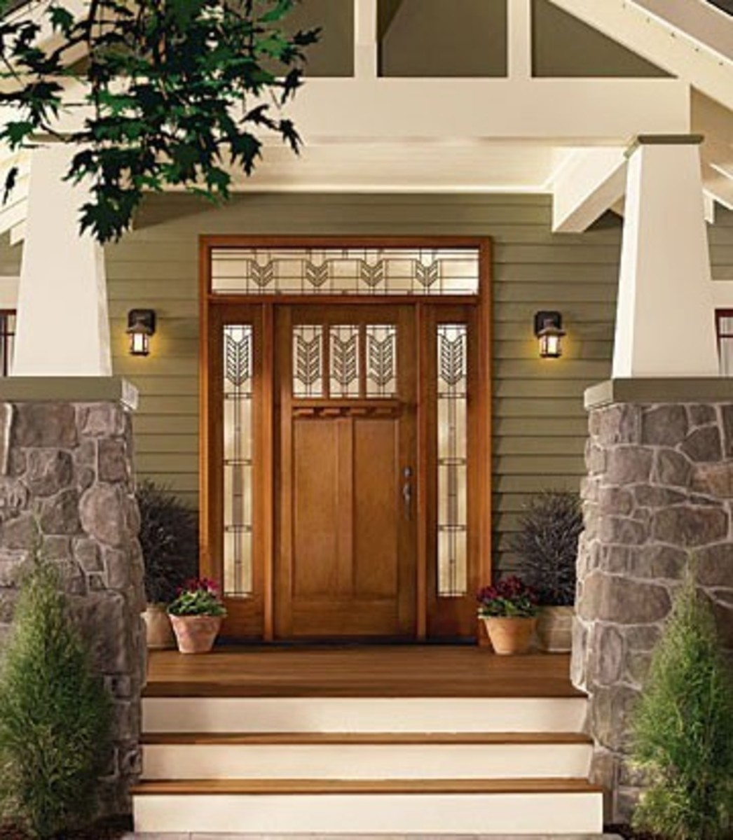 Home improvement front door manufacturers entry for Front door insulation