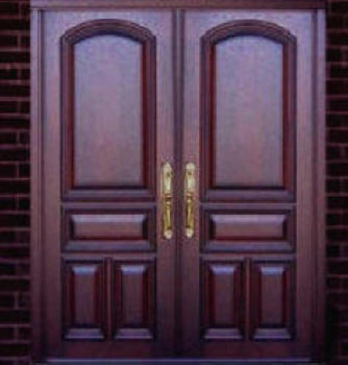 Entry Doors Add to Curb Appeal