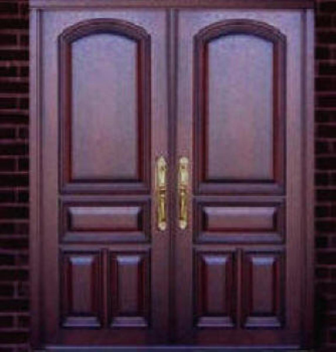 - Exterior wood door manufacturers ...