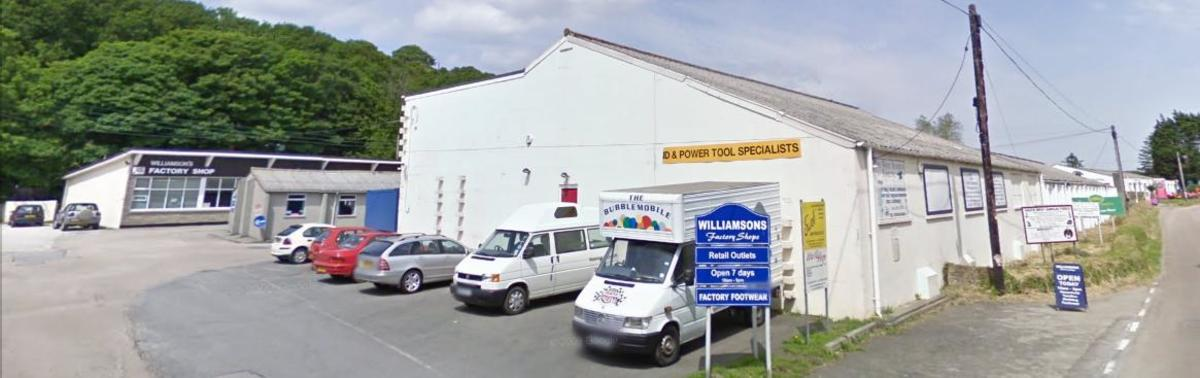 Factory Outlet/Clothing Stores in Cornwall UK