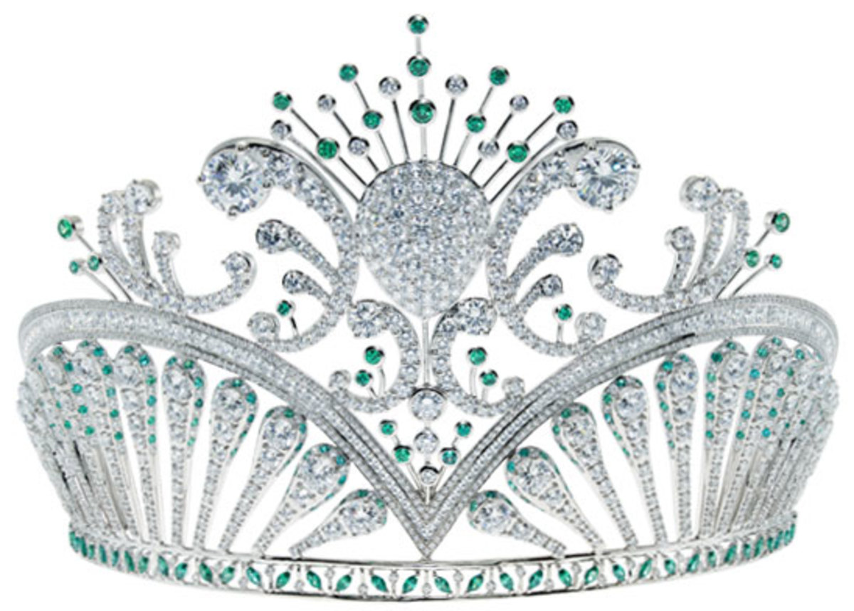 Diamond Nexus - Miss America Crown