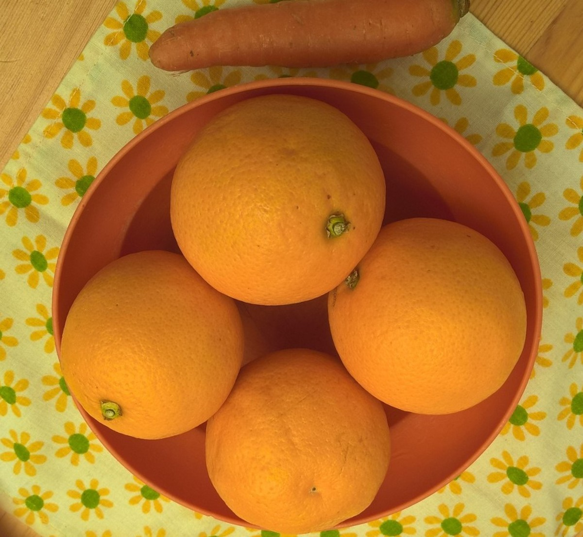 The Color Orange Lesson Plan