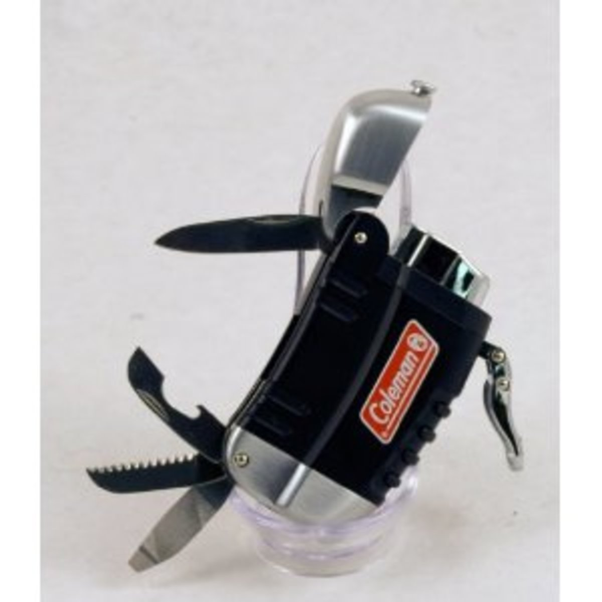 Coleman Black Multi-tool Torch Flame Lighter