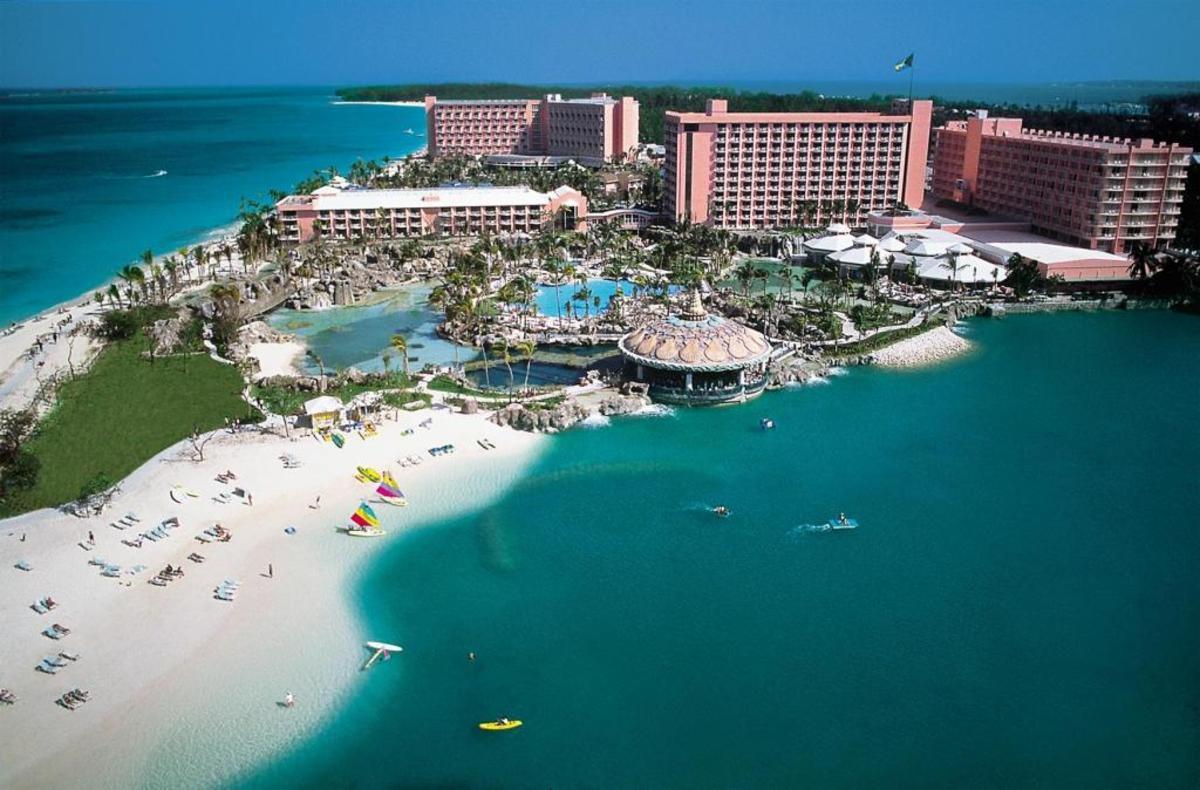 Atlantis Vacation Spot