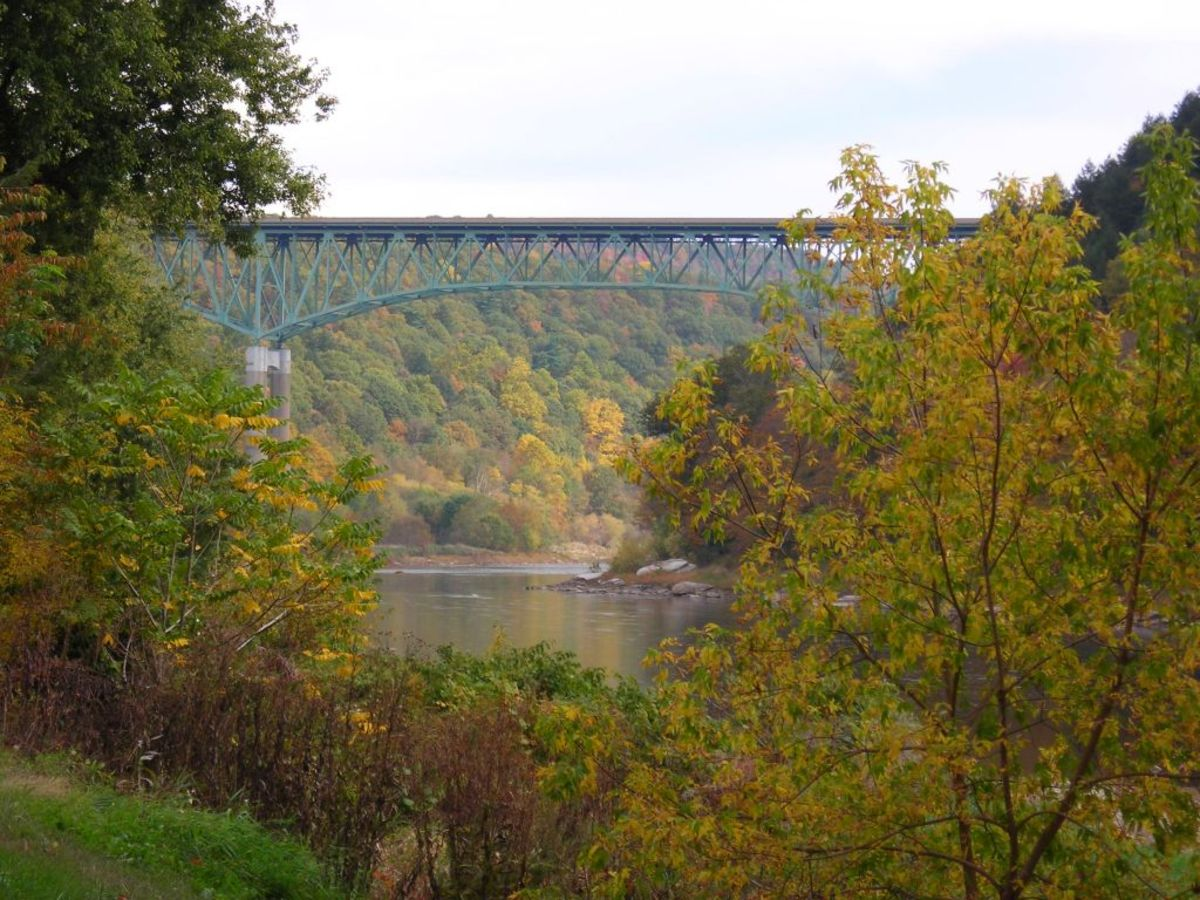 floating-down-the-allegheny-river