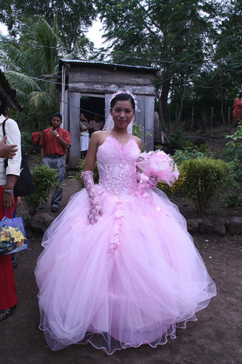 Quinceaneras Dresses - complete guide