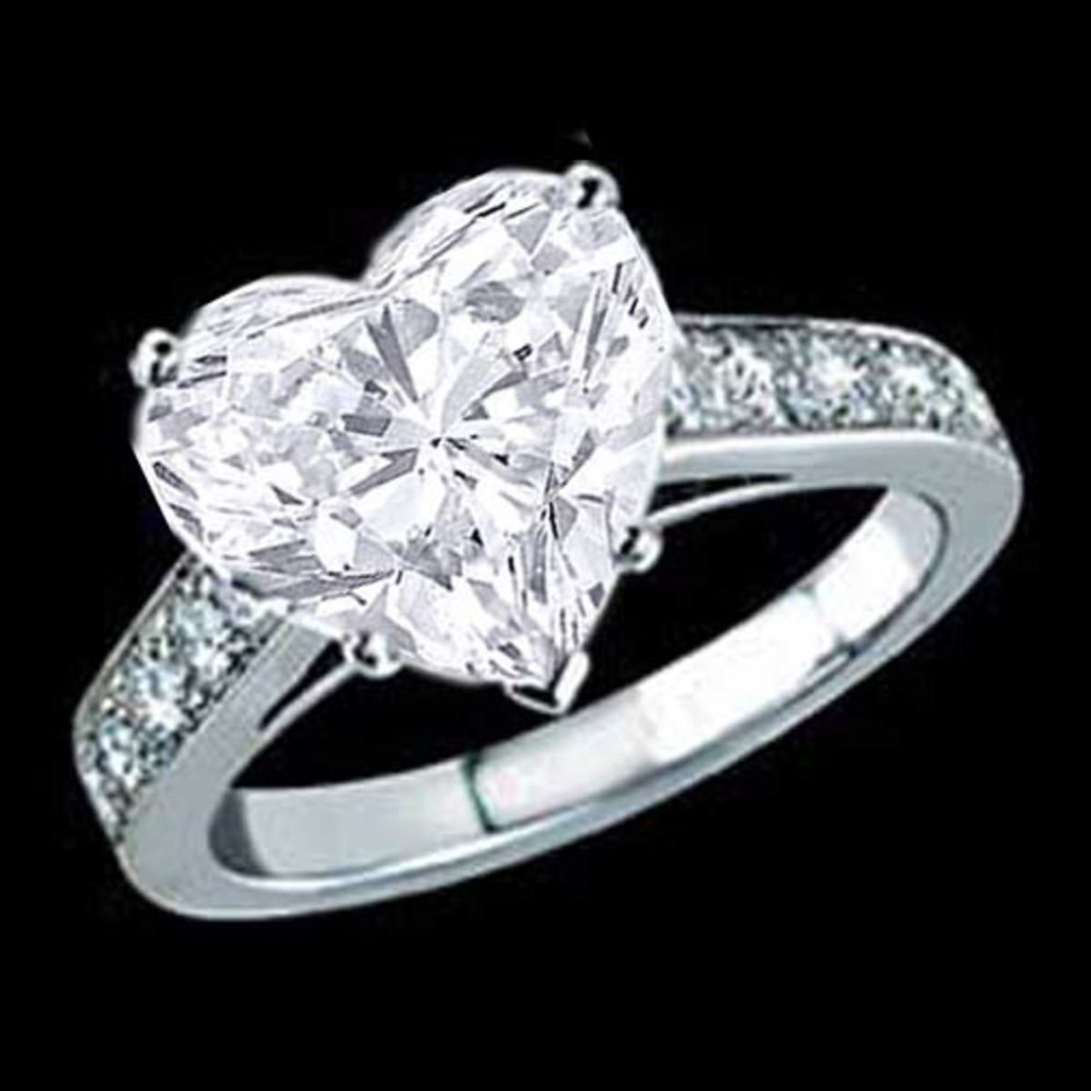 How to Choose Your Engagement Ring-- Part I