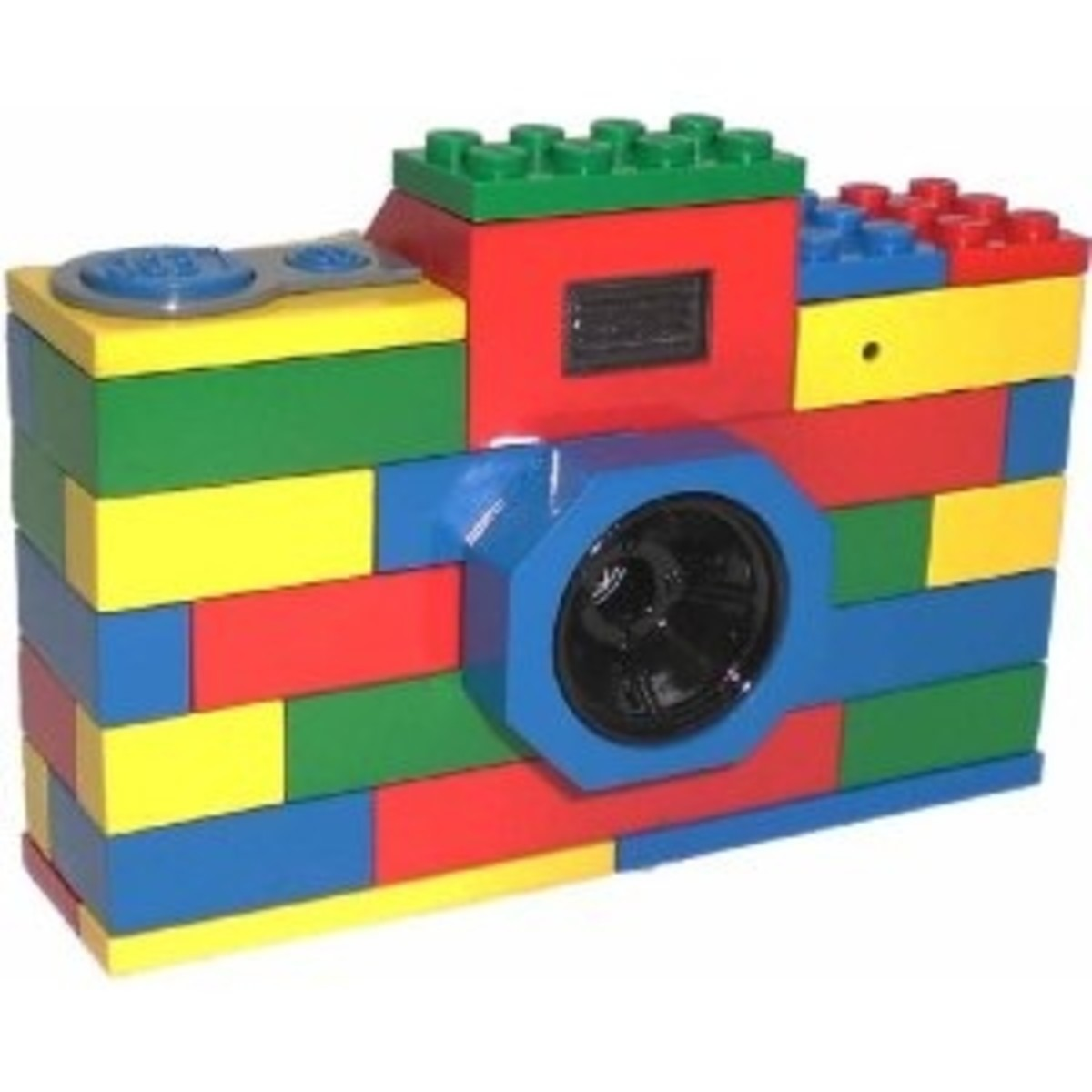 Lego Camera front view