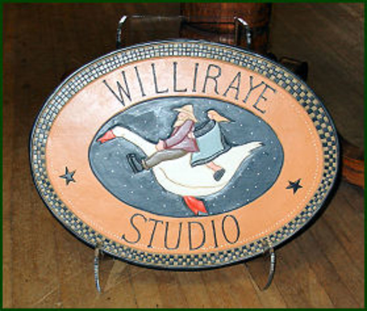 A combination of warmth, tradition, happiness, and memories are what the collectibles of Williraye Studios is all about.