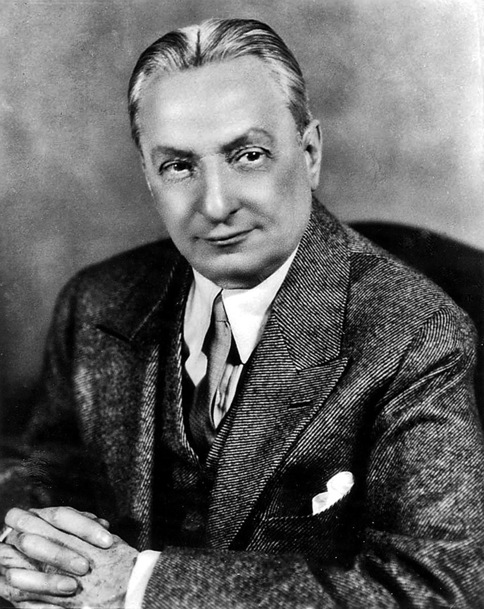 Florenz Ziegfield 1932