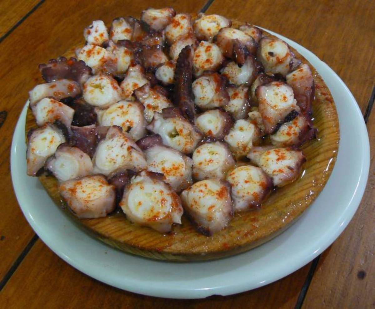 How to Make Perfect Spanish Tapas- Pulpo a la Gallega