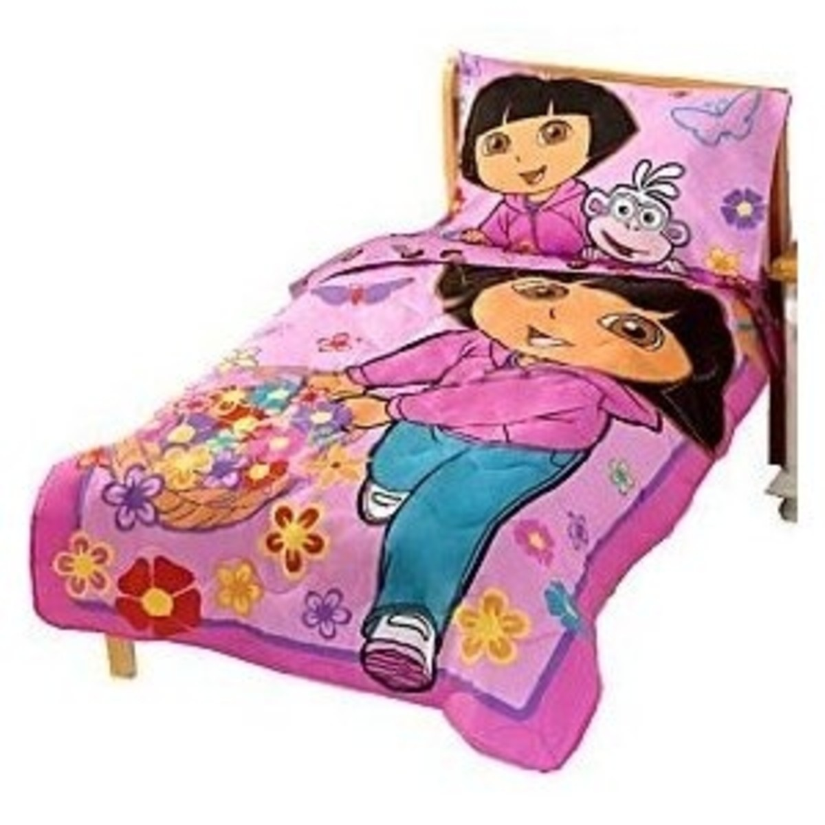 Dora Bed And Bedding