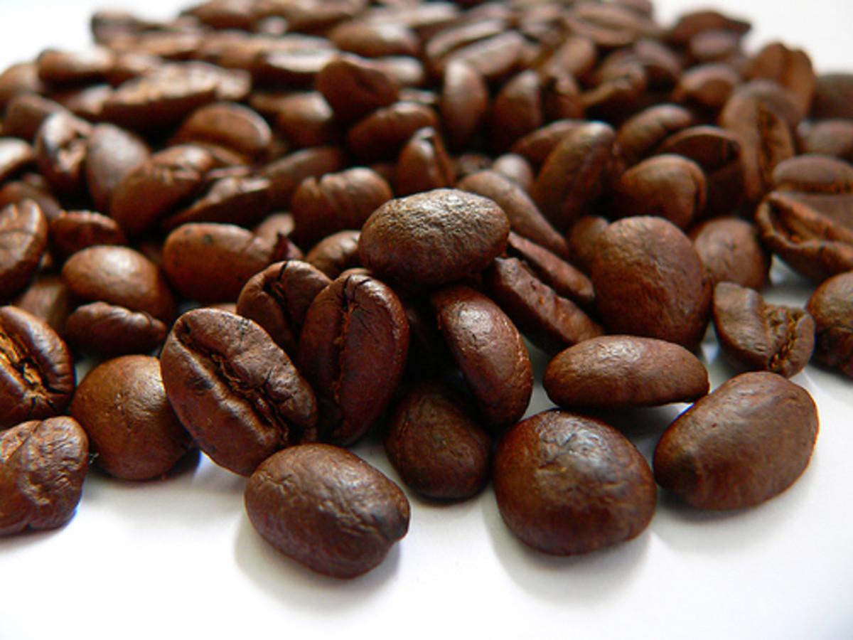 Avoid caffeine such as coffee and tea