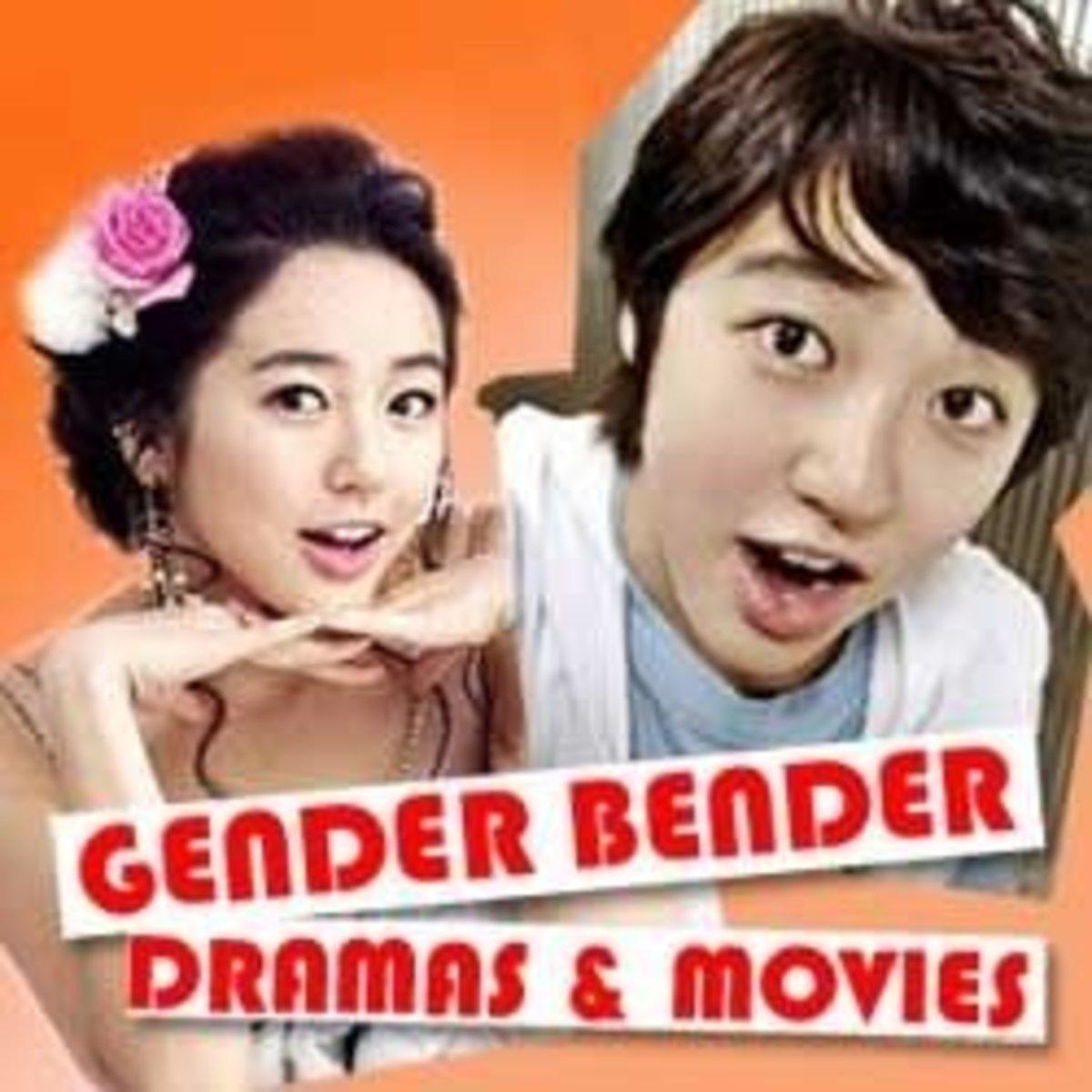 Gender Bender Asian Dramas and Movies
