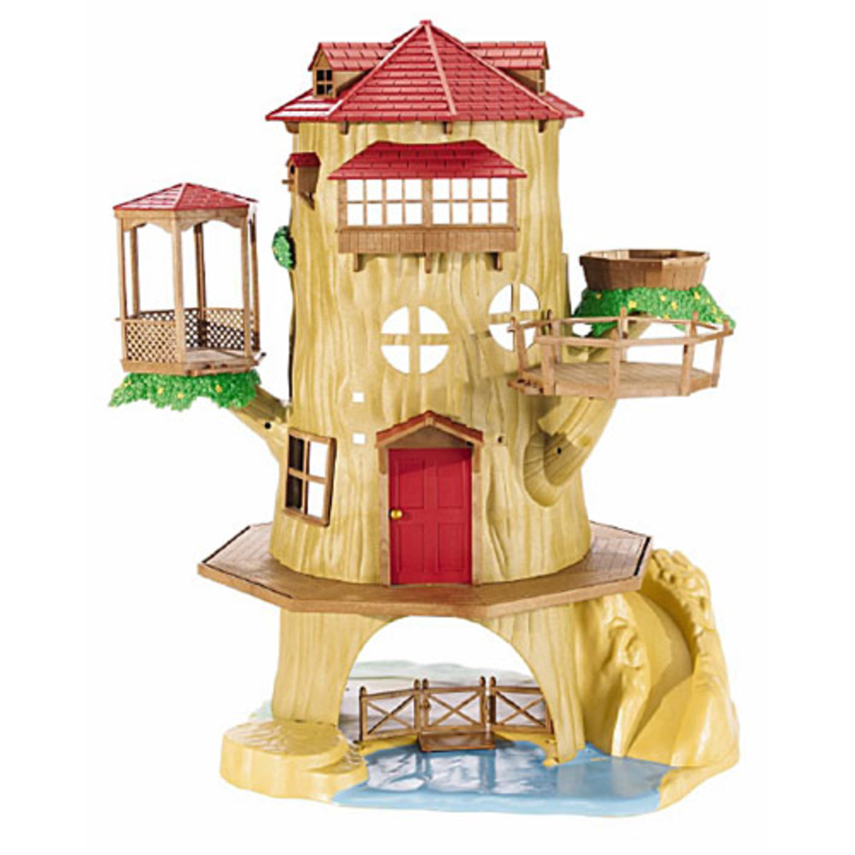 Calico Critters Country Treehouse