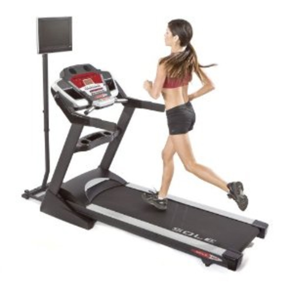 Treadmill With TV - LCD Television Treadmill TV Stands and Holders