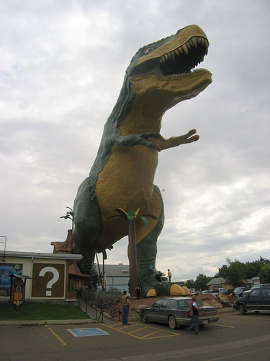 The World's Biggest Dinosaur