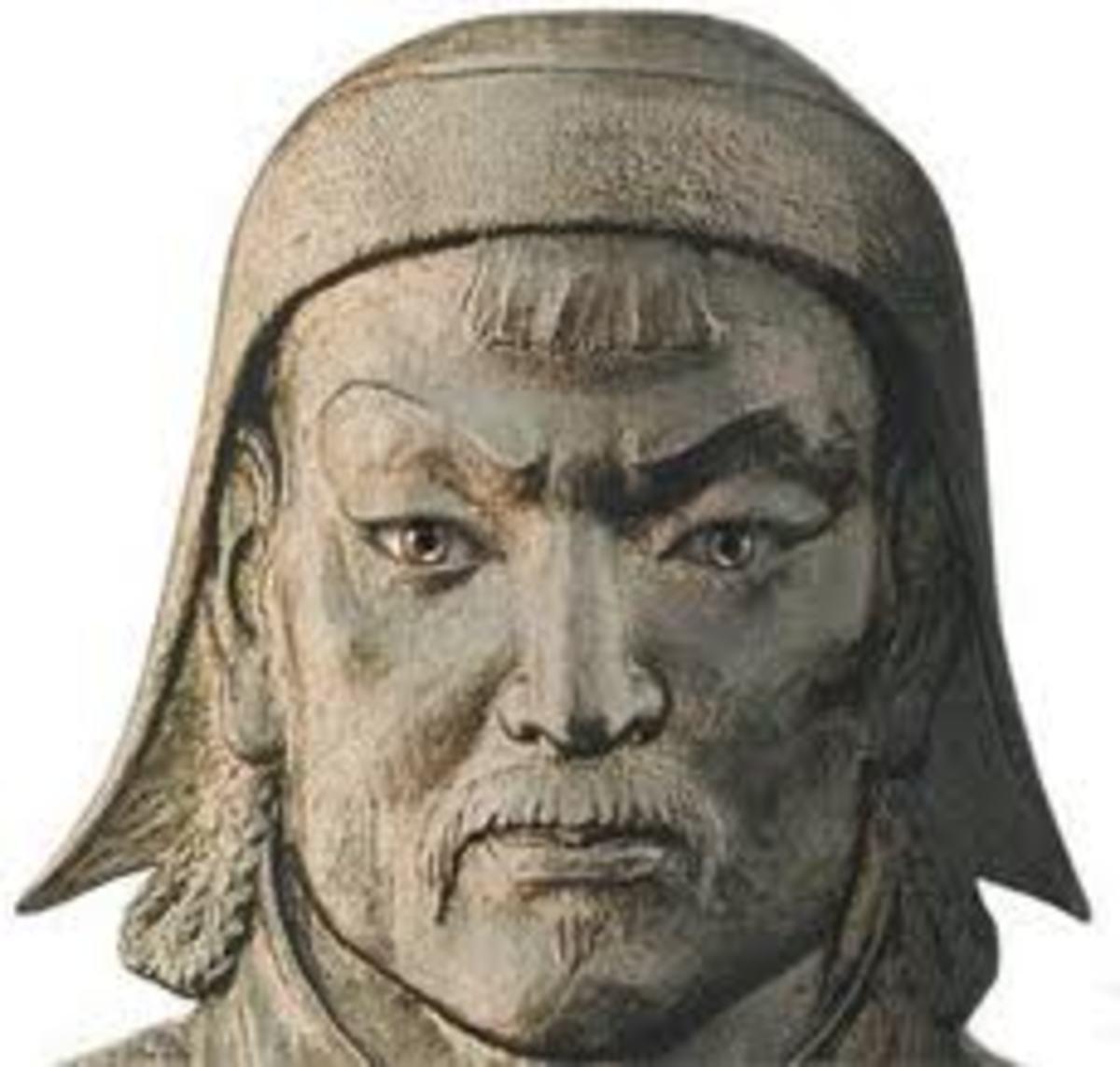 Genghis Khan 1162 - 1227