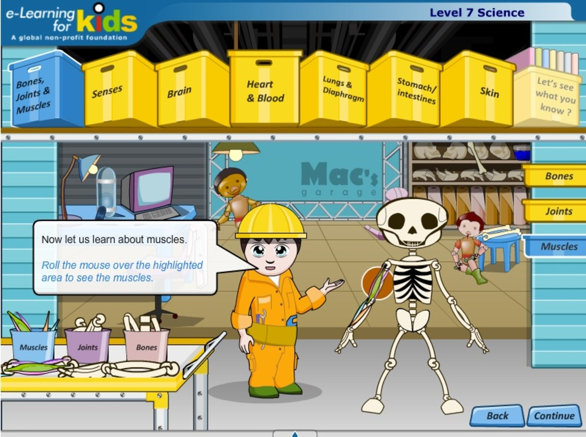 10 Terrific Human Body And Anatomy Websites For Kids Hubpages