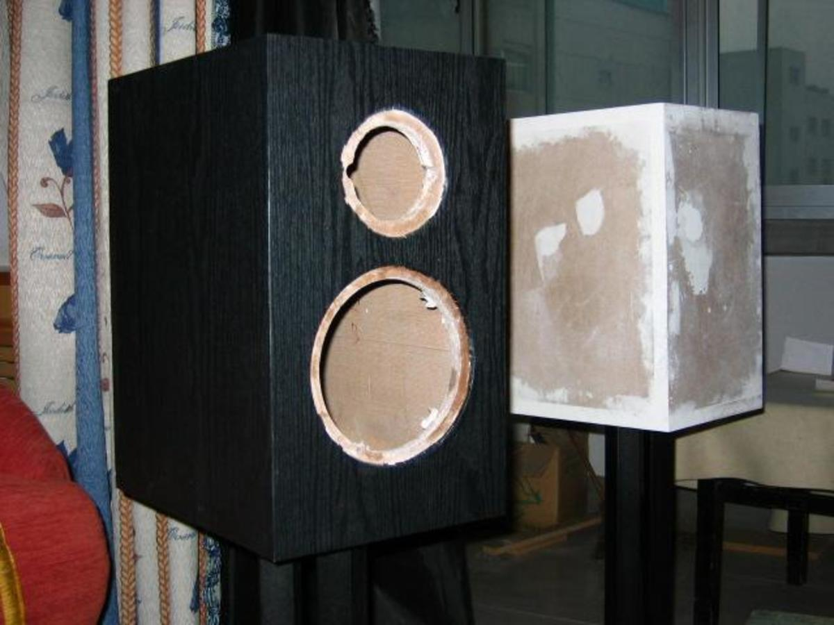 how to build pvc speaker