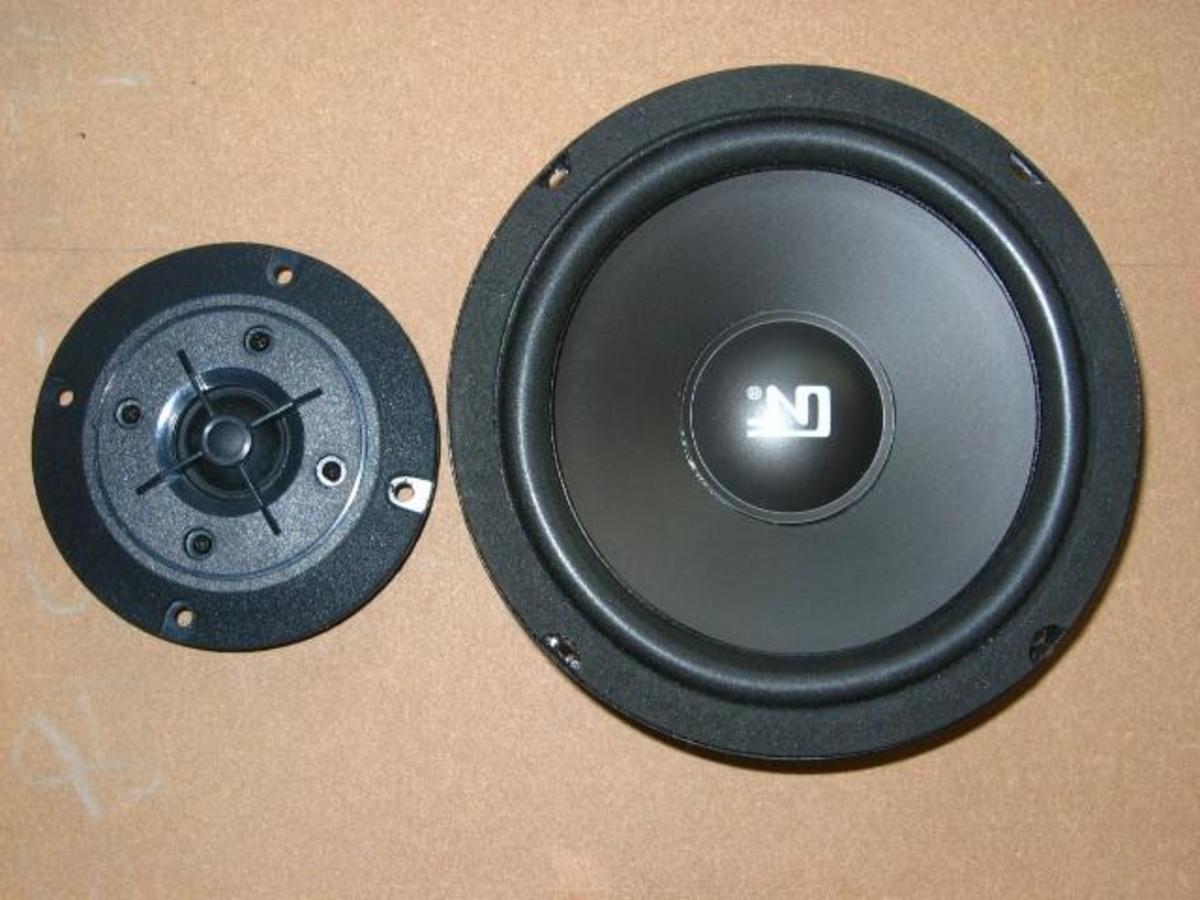 Nanjing Dual Cone Speakers