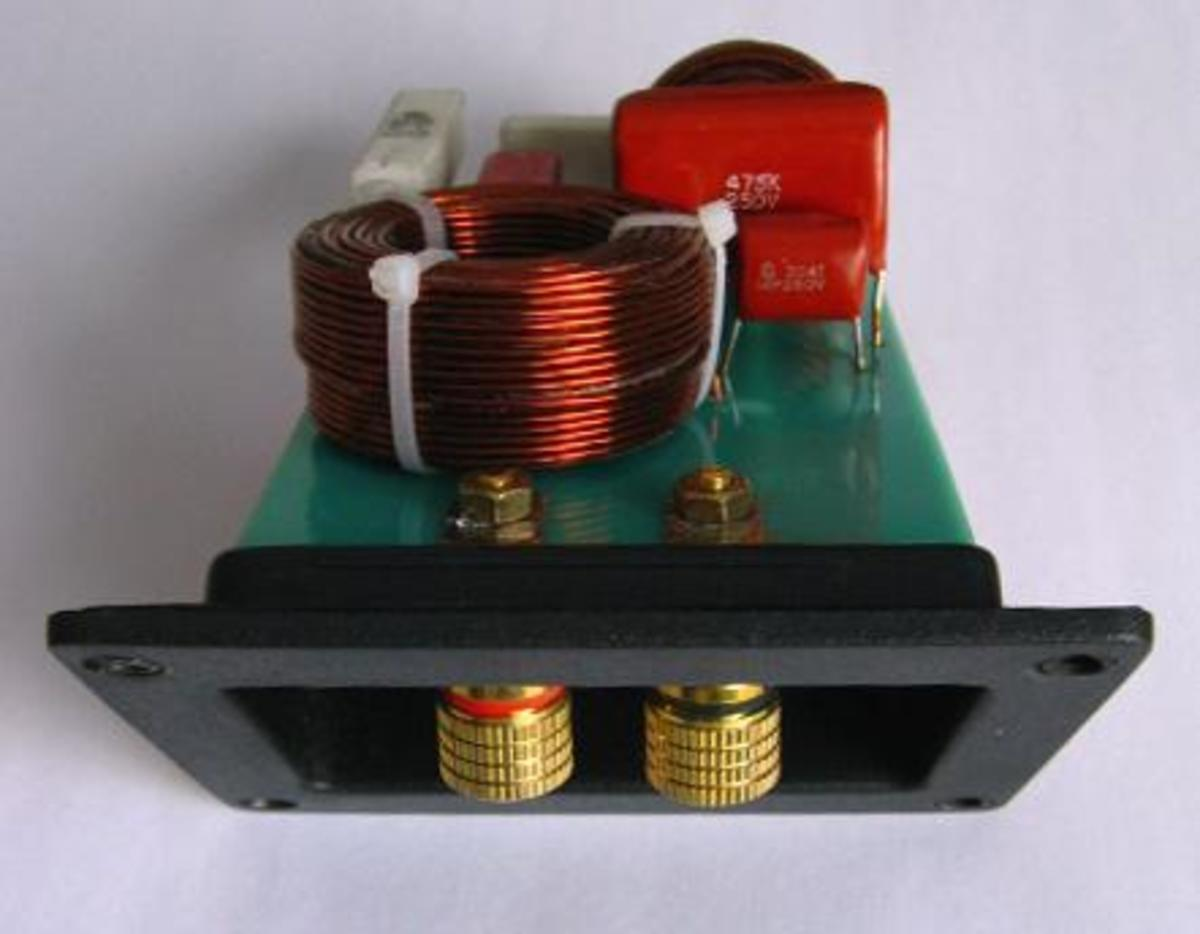 Hand Made Frequency Divider