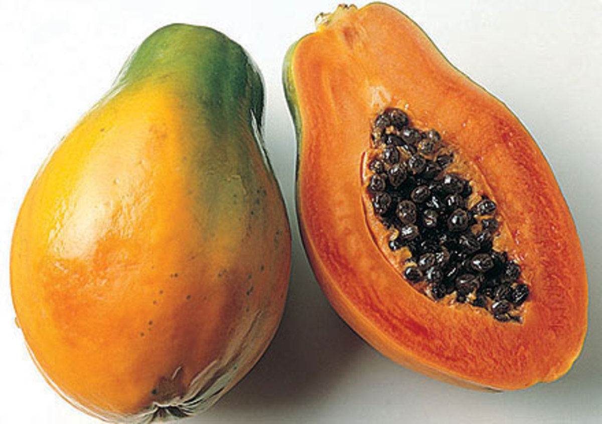 Health Benefits Of Papaya And Papaya Seeds