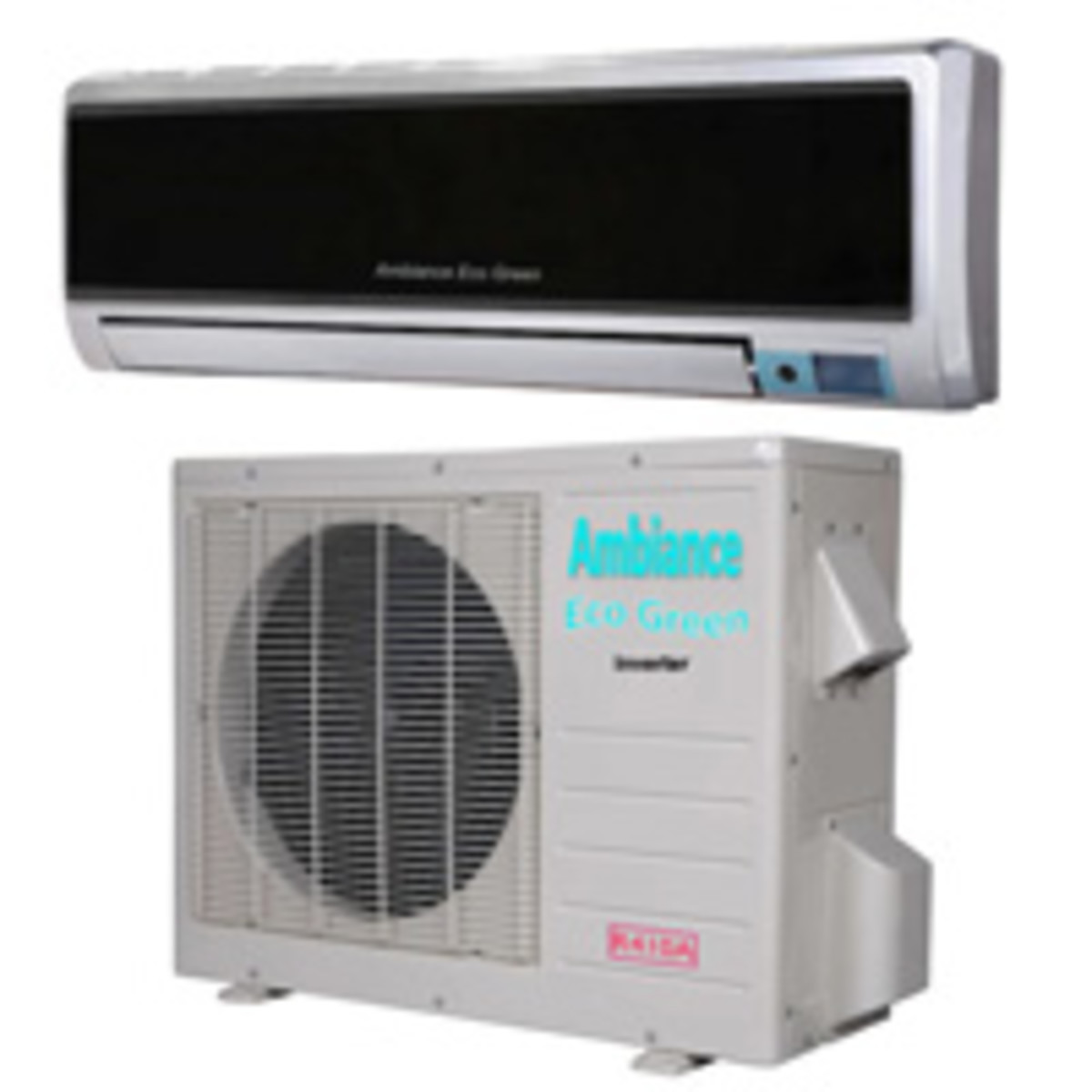 Ambiance Eco Green, A Smarter, More Efficient Air Conditioning System For Homes.