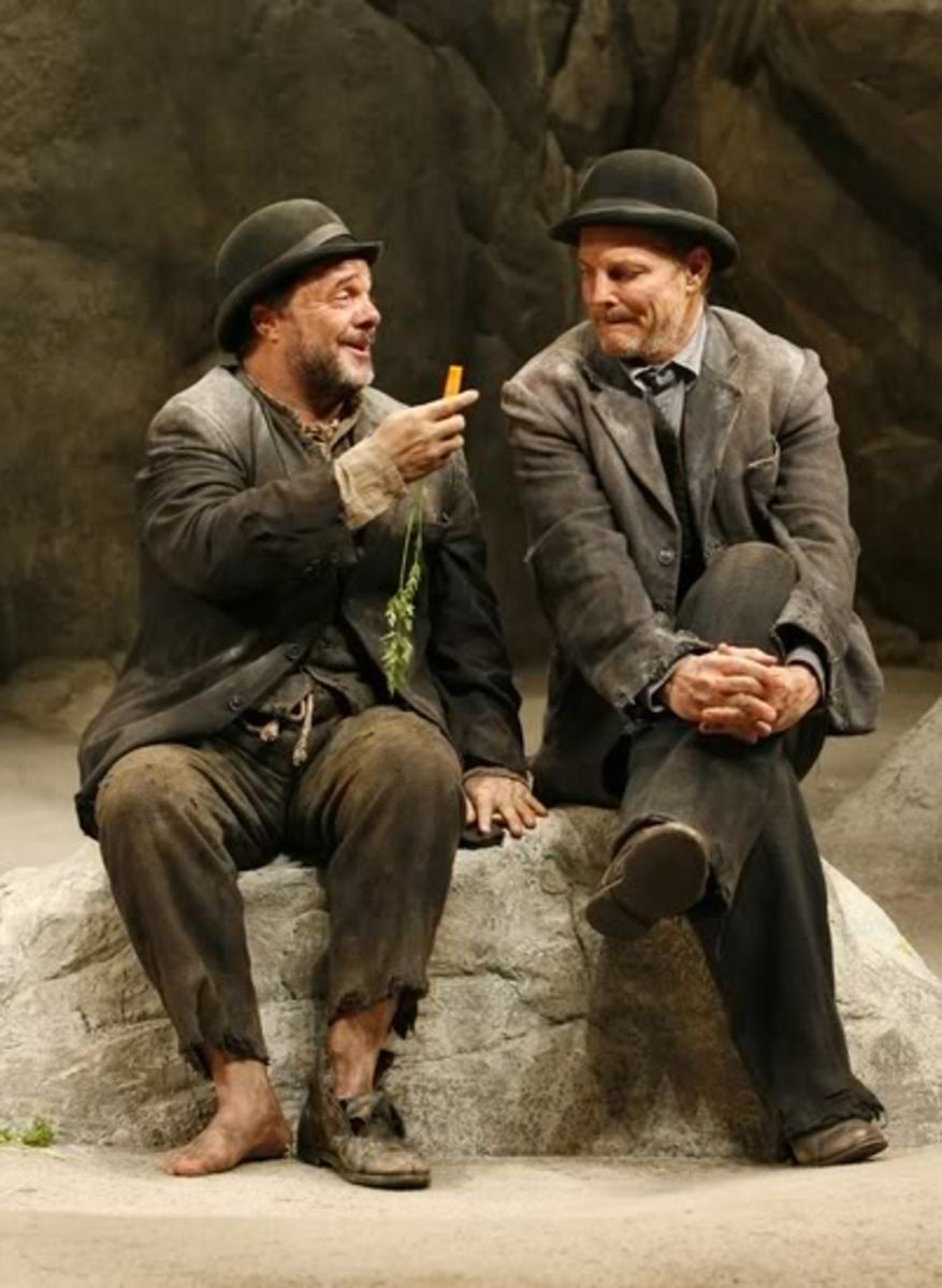 Waiting for Godot - An Optimistic Play Through Vladimir's Cognizance