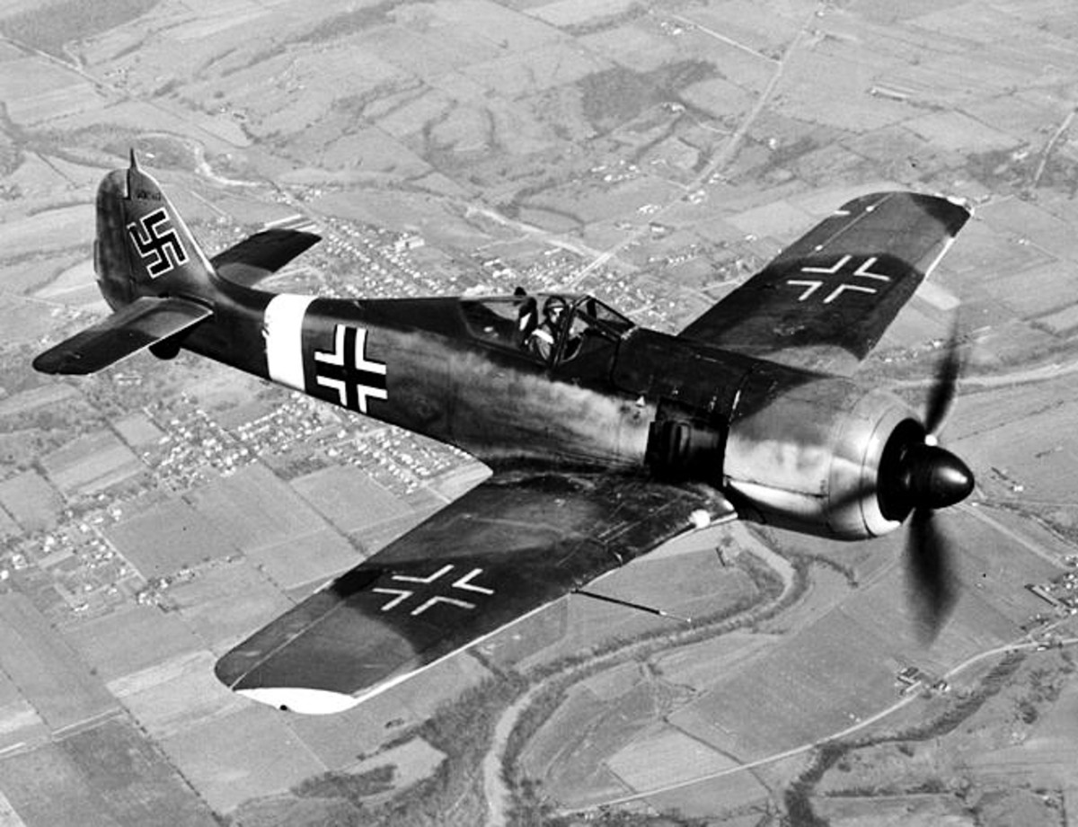 History Of The Focke-Wulf FW 190