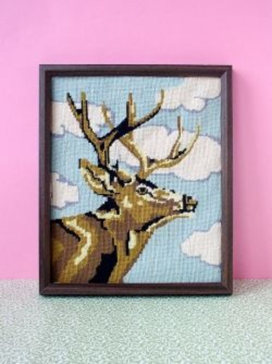 ★ A Beginner's Guide to Needlepoint Stitches | Free Patterns & Easy Embroidery Projects