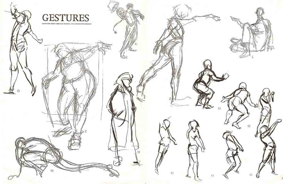 drawing for animation inspirational sketches derived from disney