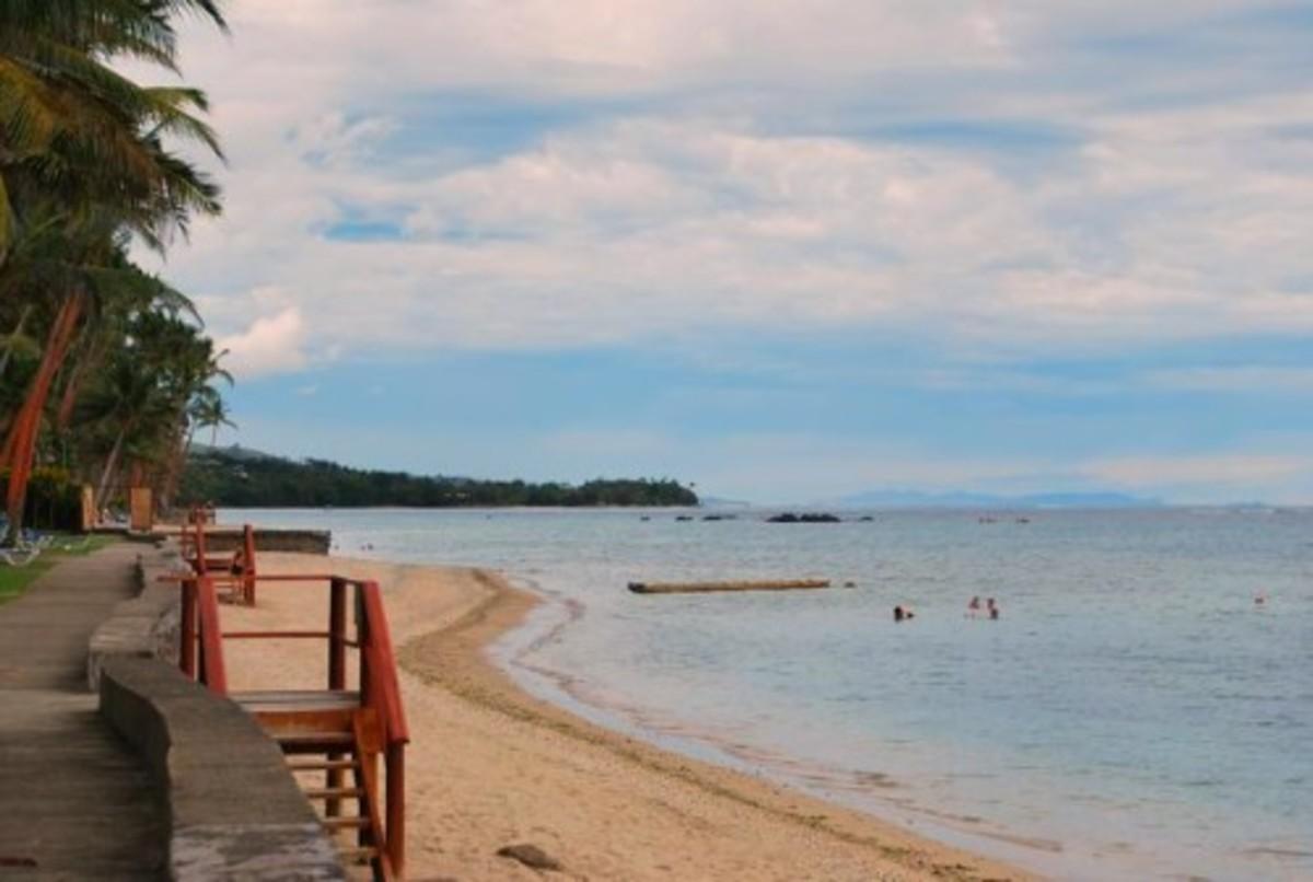 Coral Coast in Fiji