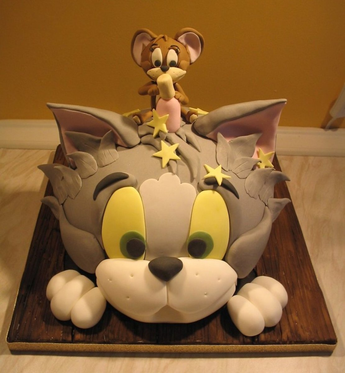 Top 10 Tom and Jerry Birthday Cakes HubPages