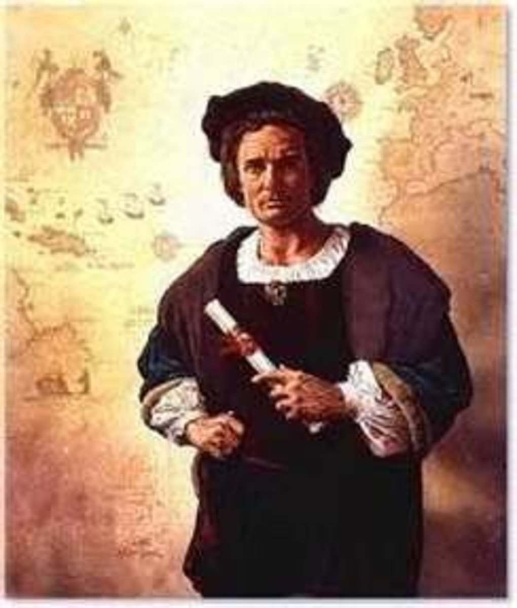 Christopher Columbus Image Credit: http://www.chlive.org/