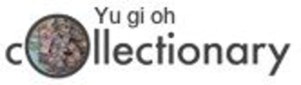 Yu Gi Oh Collectionary Club