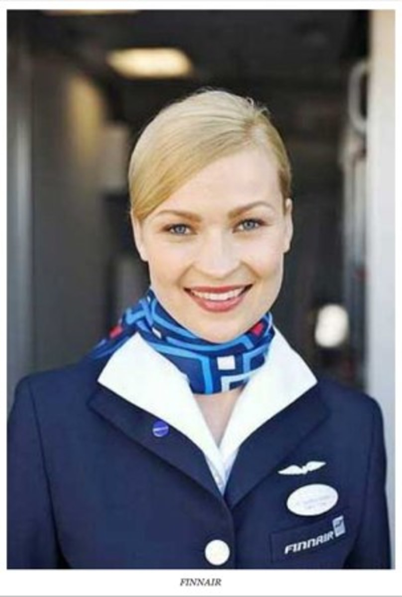 sample objectives on cabin crew resumes