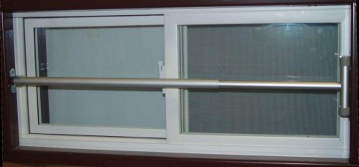 Bandit Window Security Bars