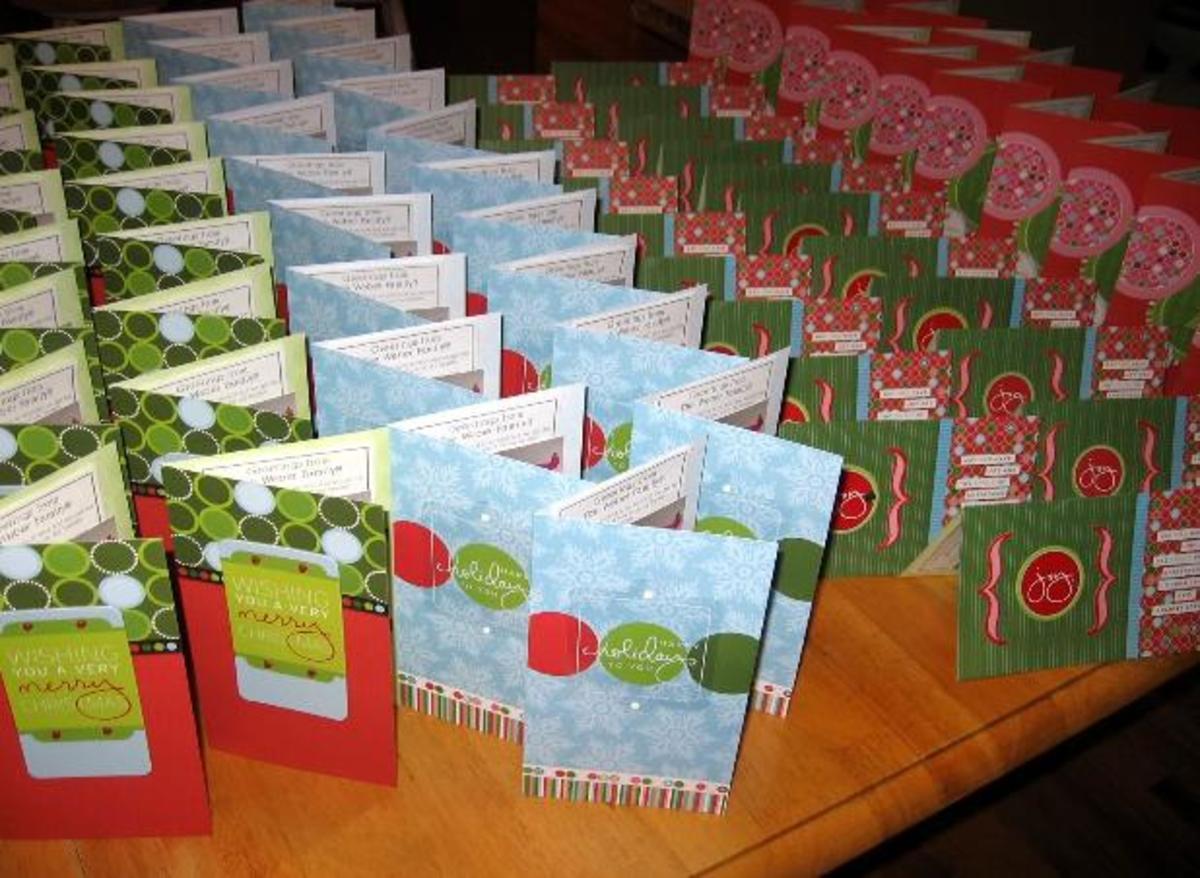 DIY-Christmas Card Ideas
