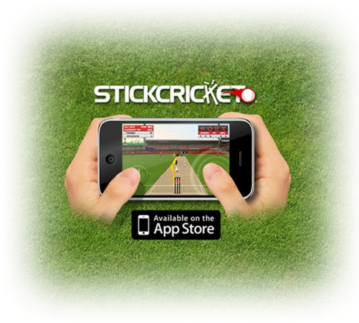 Stick Cricket App For The iPhone With Tips, Hints & Cheats