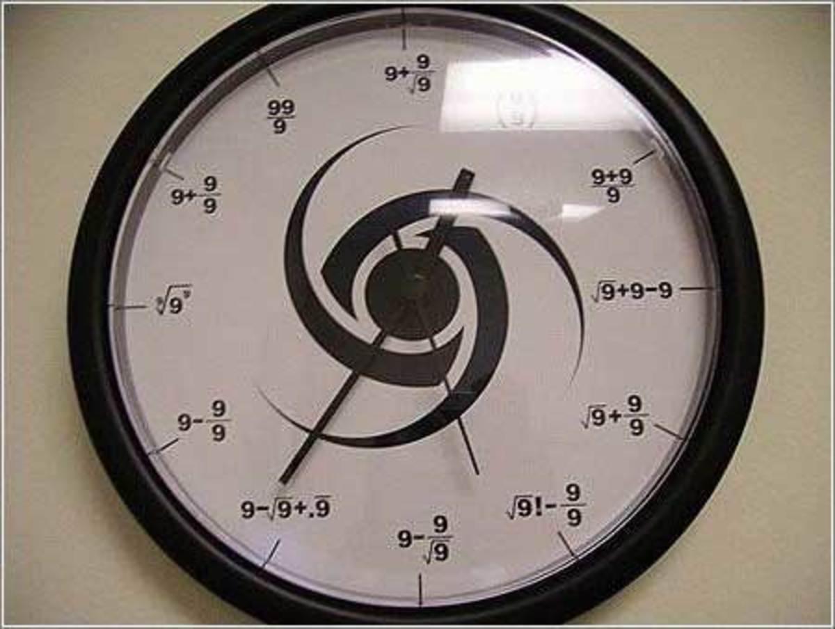 9 Clock