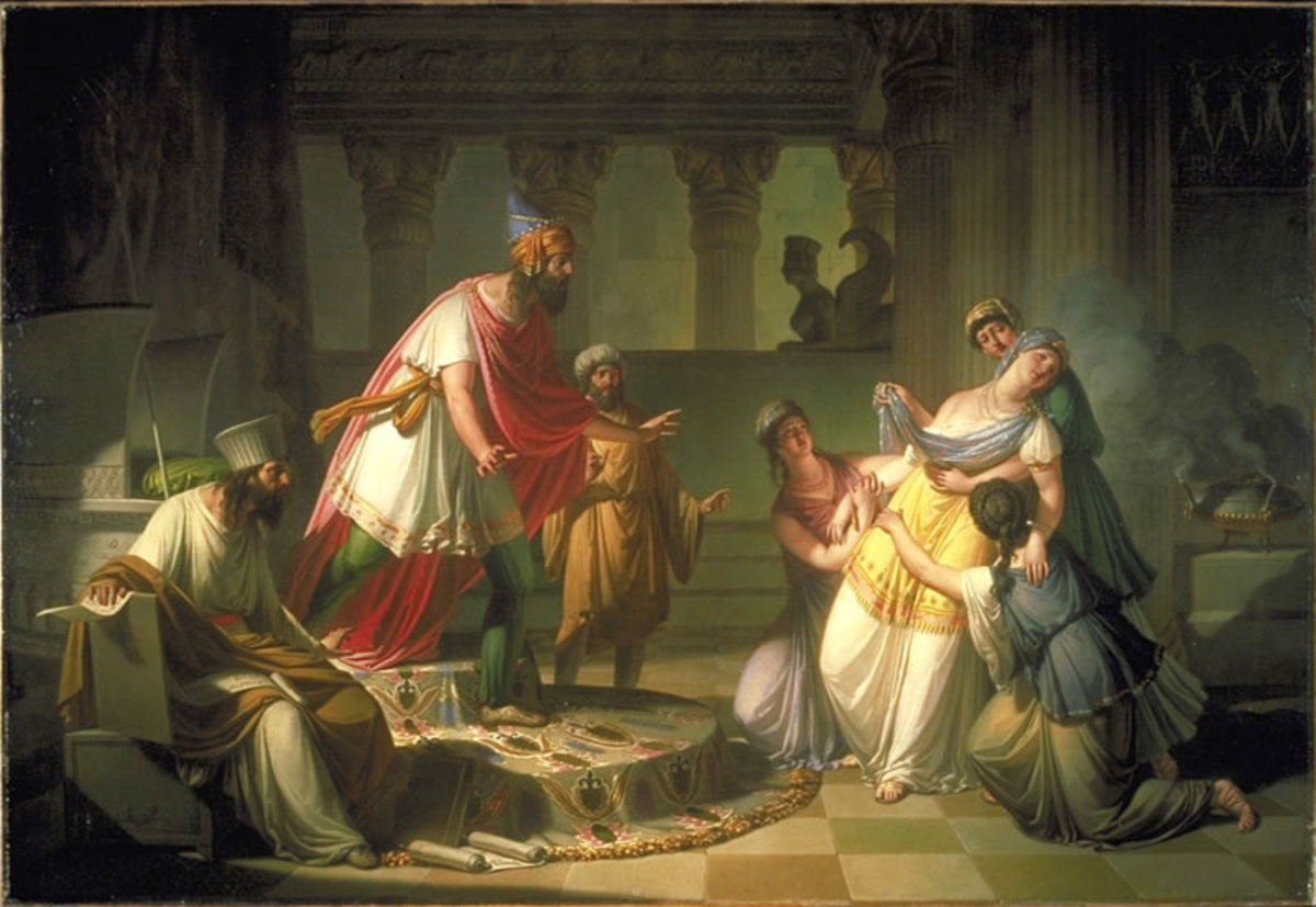 the-main-events-in-the-book-of-esther