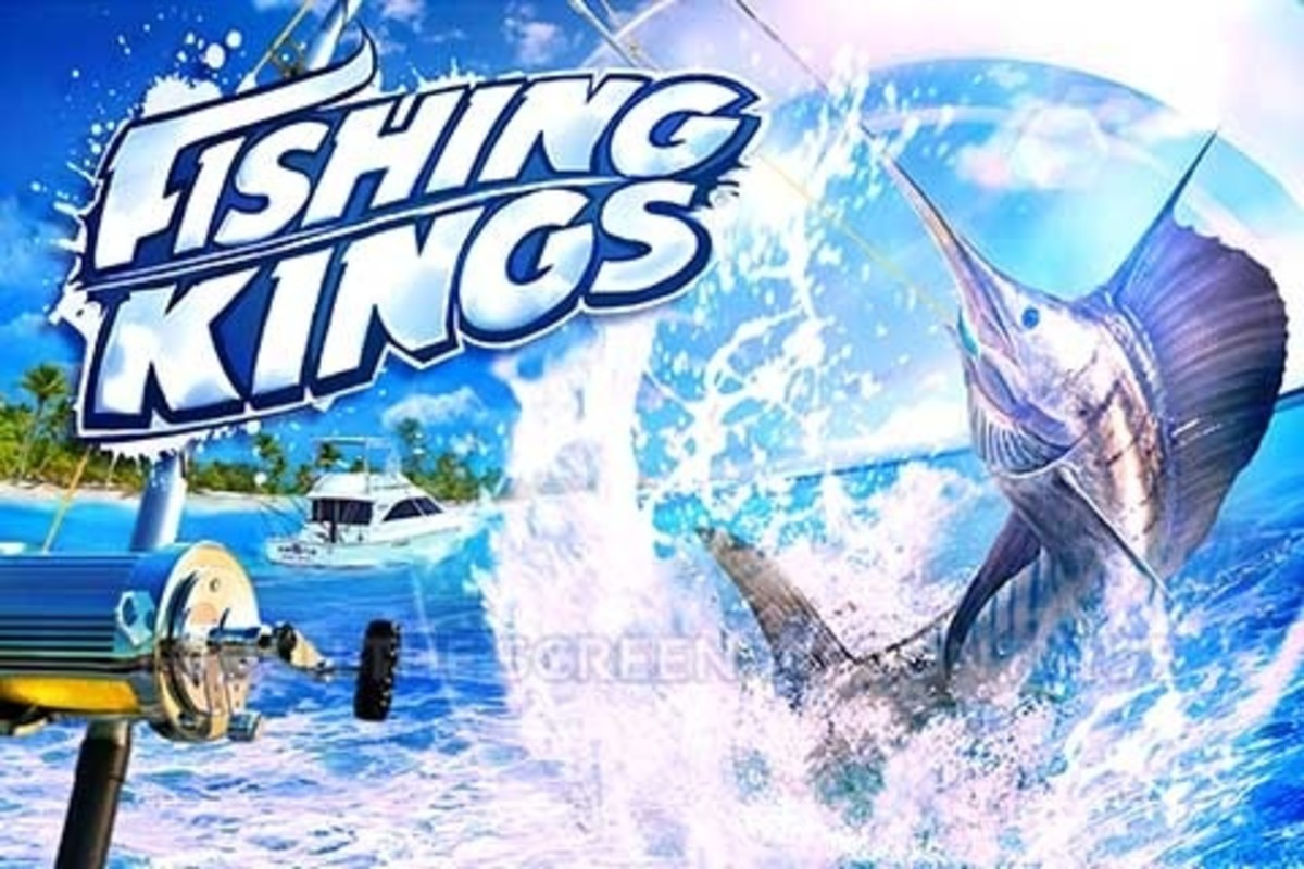 Fishing Kings Game App For iPhone - Tips, Hints, Cheats