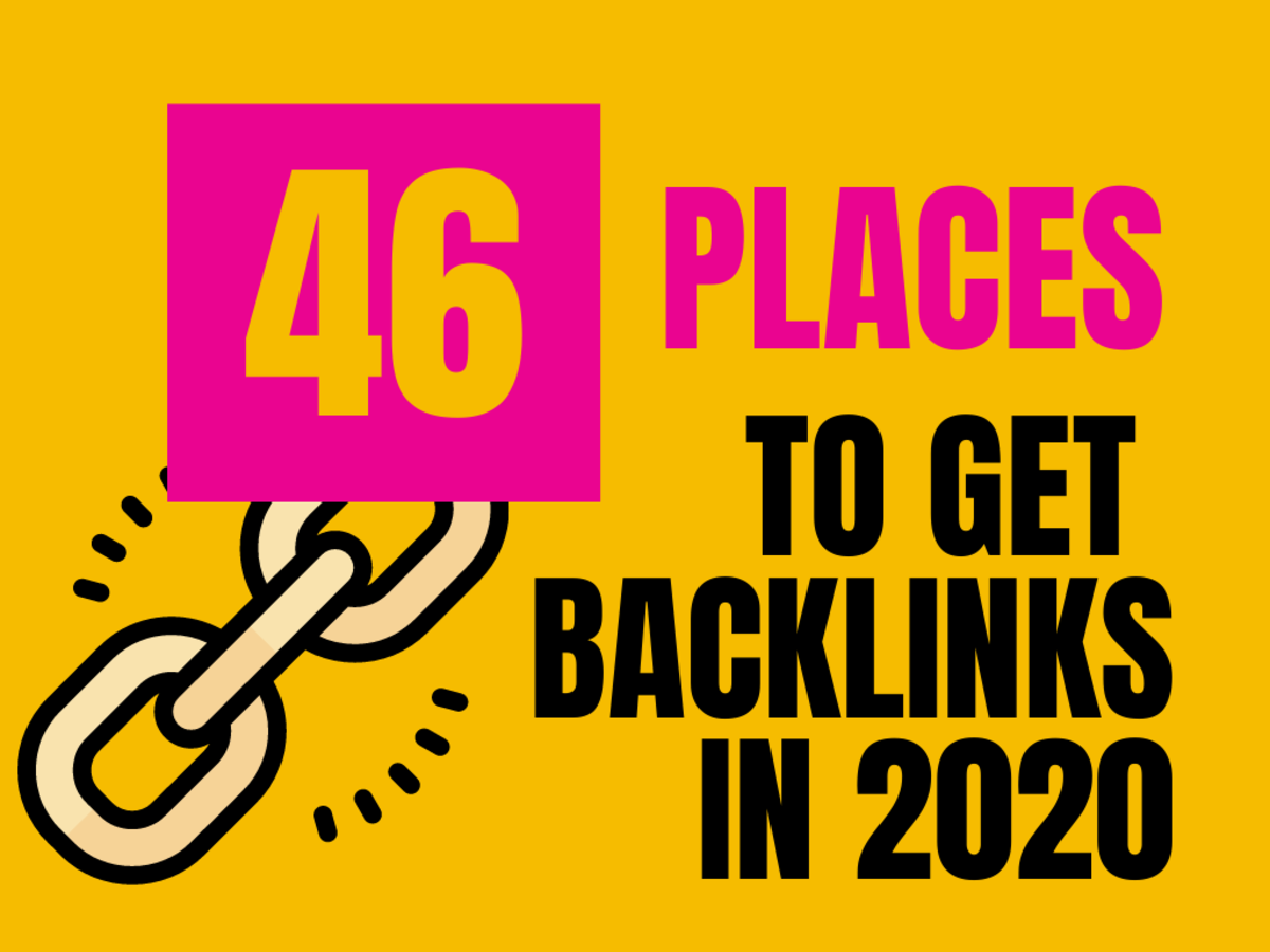 46 Sites to Get Backlinks in 2020