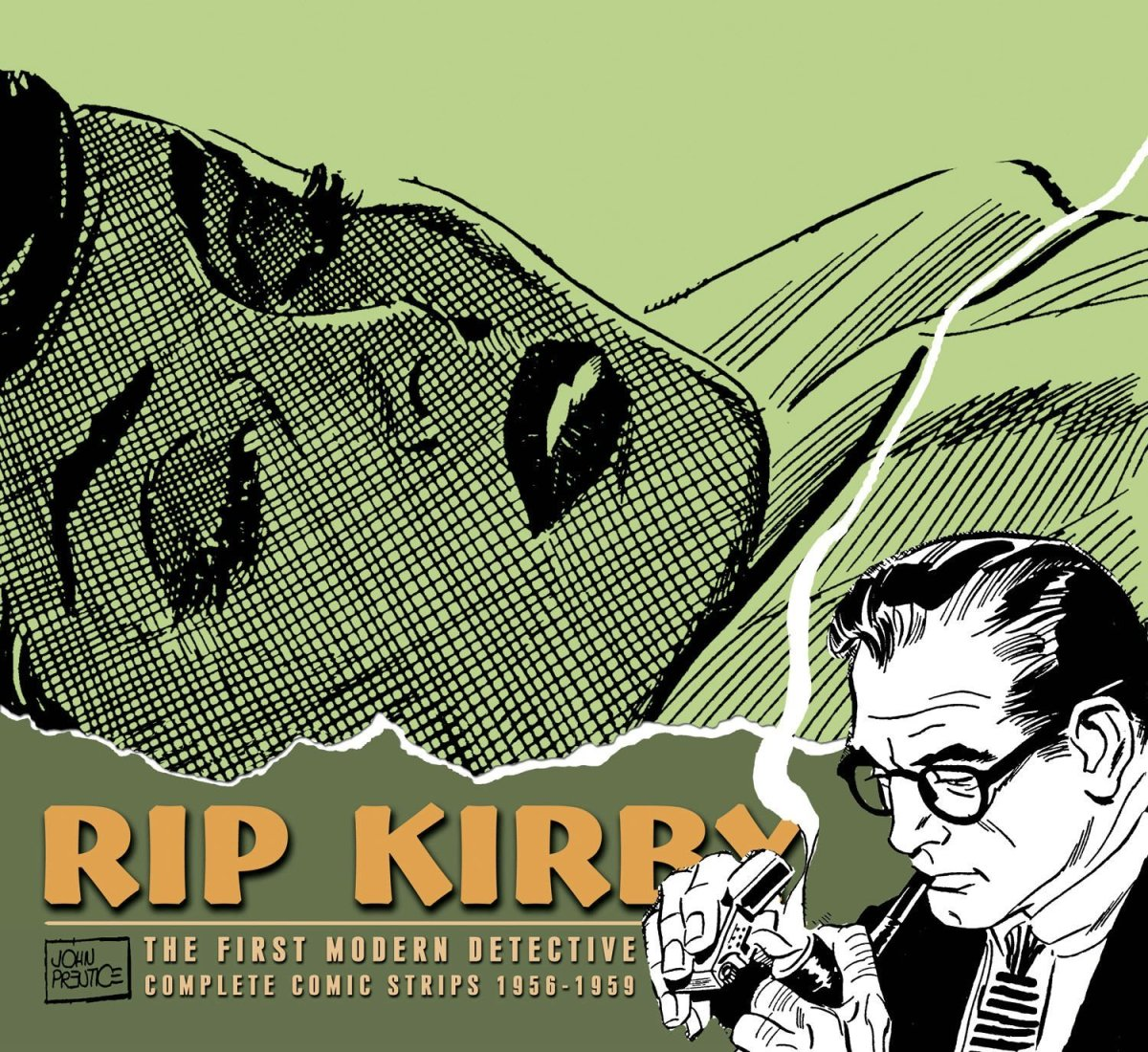 Rip Kirby Vol.5 (Collected Daily Strips from October 22, 1956 to June 6, 1959) IDW