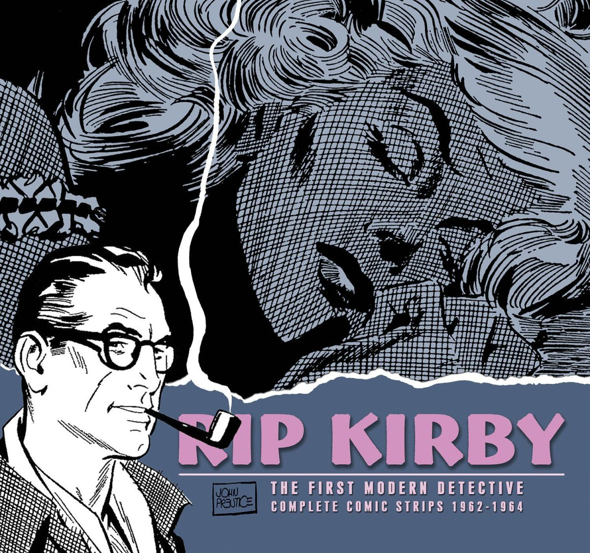 Rip Kirby Vol.7 (collected Daily Strips from February 12, 1962 to October 10, 1964) IDW