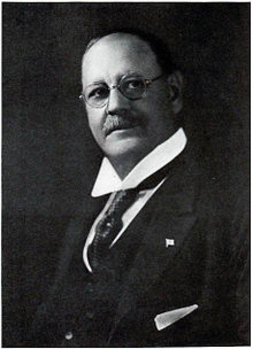 Edward Green (aka Colonel Green)