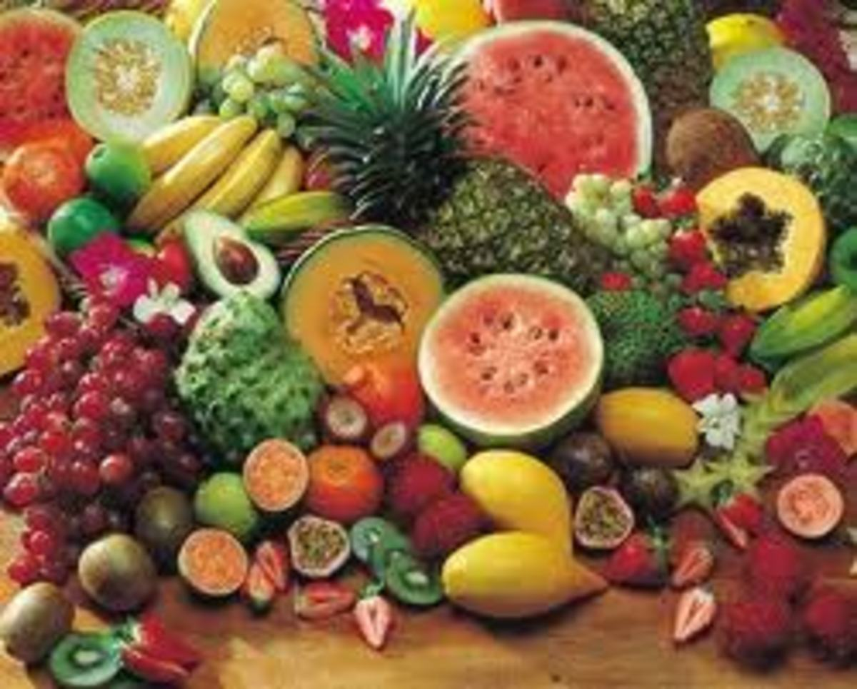 Fruits for fasting