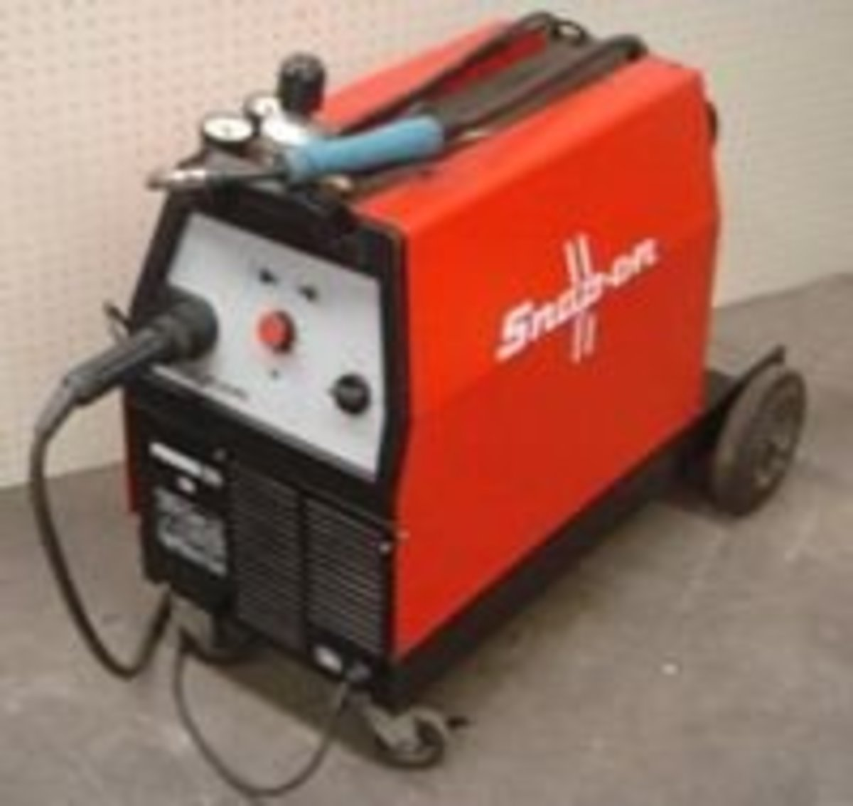 A small inert gas welder